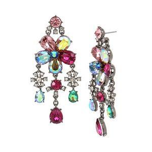 Betsey Johnson Jewelry - Betsey Johnson Fairytale Dreams Chandelier Earring